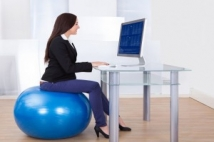 10 exercises you can do at work