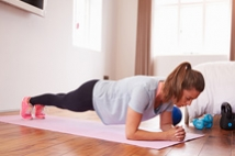 At Home Exercises to Keep You Fit
