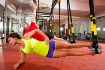 Get the scoop on TRX Suspension Training