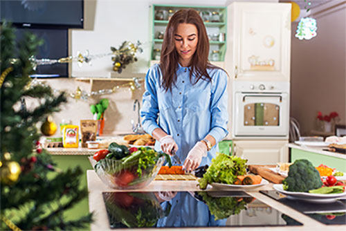Stay Fit This Holiday Season with Healthy Holiday Recipes