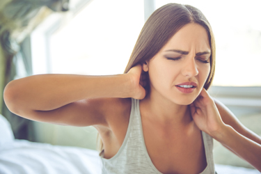 Treatment for a Herniated Cervical Disc