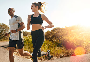 Running May Be Good for Your Knees
